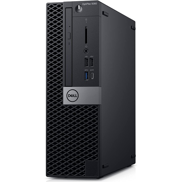 Dell 5060 Desktop Intel i5 8GB 500GB SSD Windows 10 Professional No Monitor
