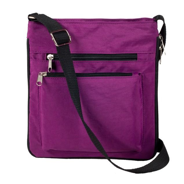 JeniBag RFID Expandable Crossbody Bag - 5 Colors