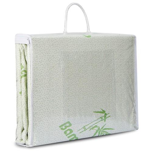 Bamboo Mattress Protector Hypoallergenic Waterproof Mattress Pad Cover Queen/king Size