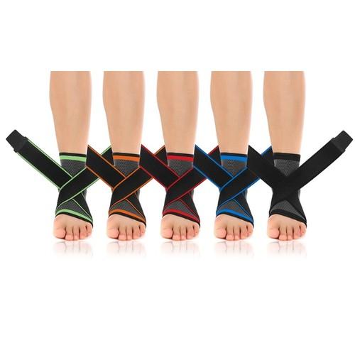 DCF Adjustable Ankle Compression Sleeve