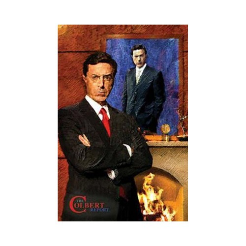 """Stephen Colbert Report Poster 24x36"""" Comedy Central Late Show Night TV Gift"""
