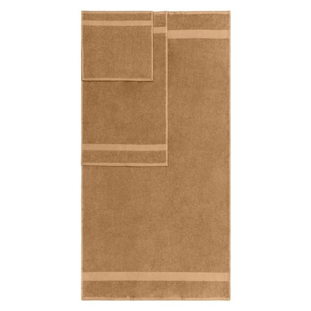 12-Piece Eco-Friendly Cotton Premium Towel Set by Blue Nile Mills
