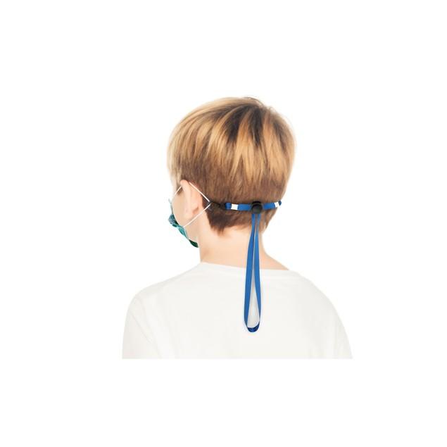 10-Pack Adjustable Mask Loop Extender & Lanyard