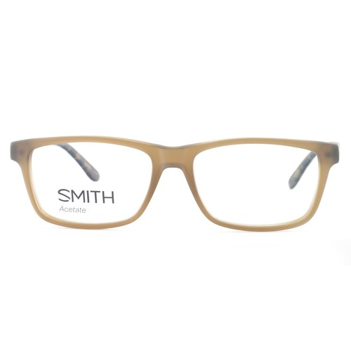 Smith Manning Men's Eyeglasses 4RG Matte Brown 53 16 140 Full Rim