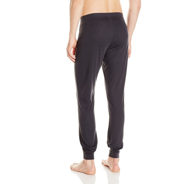 Hot Chillys Youth Geo Bottom, Black Heather SIZE LARGE