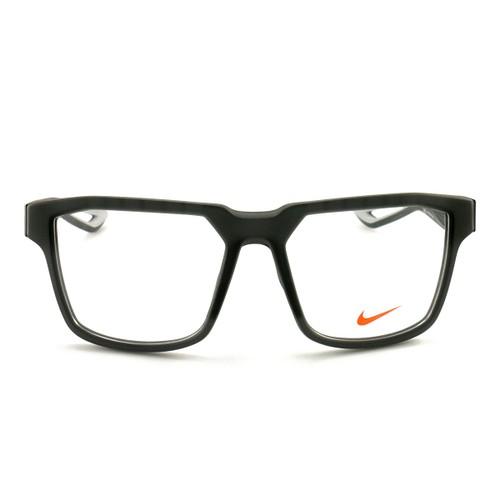 Nike Eyeglasses NIKE FLEET.O 060 Matte Anthracite 55 16 135 Plastic Demo Lens