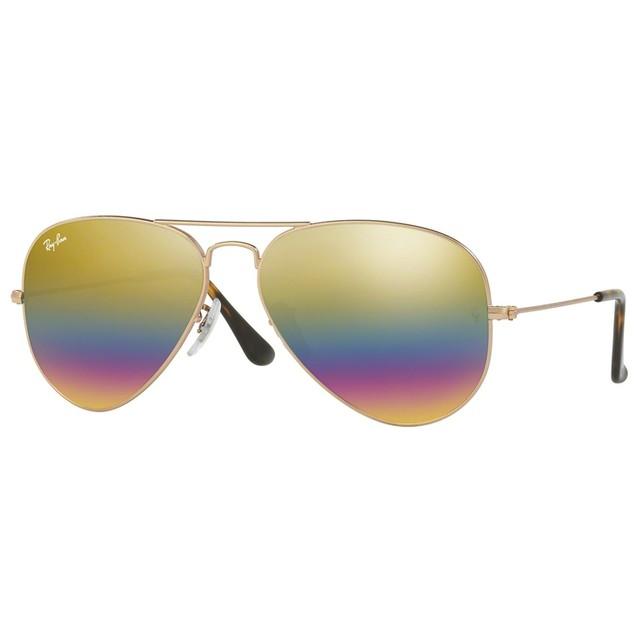 Ray-Ban Aviator Sunglasses RB3025-9020C4-62