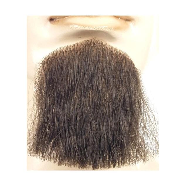 Brown and Grey Beard