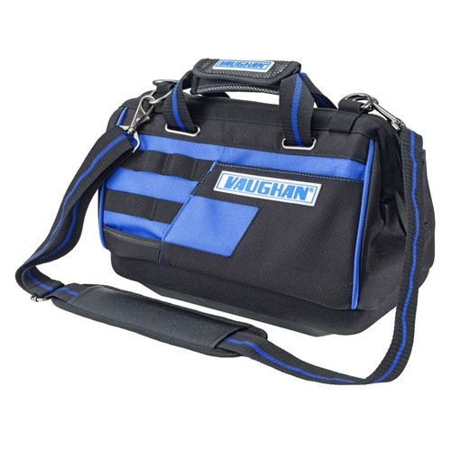 """Vaughan 20"""" Tool Bag with 9 Pockets and 10 Tool Loops"""