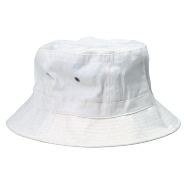 Hunter S. Thompson White Bucket Hat
