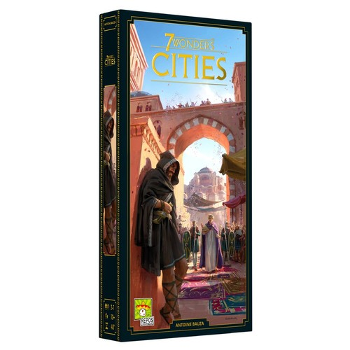 7 Wonders (2nd Edition) - Cities Expansion Board Game