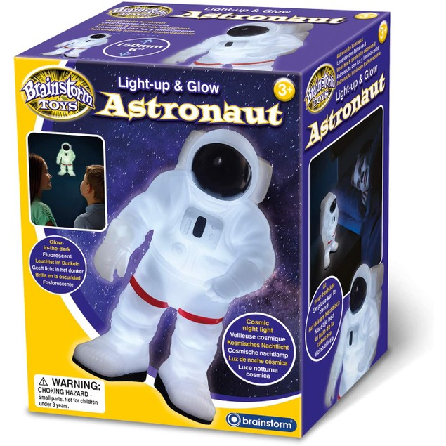 Light-up and Glow Astronaut Wall Hanging