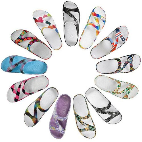 DAWGS Women's Loudmouth Z Sandals