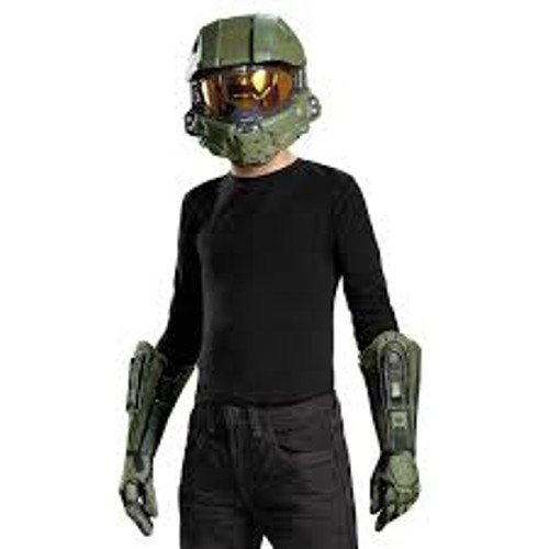 Master Chief Halo Child Kit