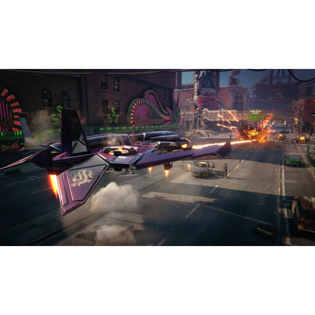 Saints Row The Third Remastered Xbox One Game