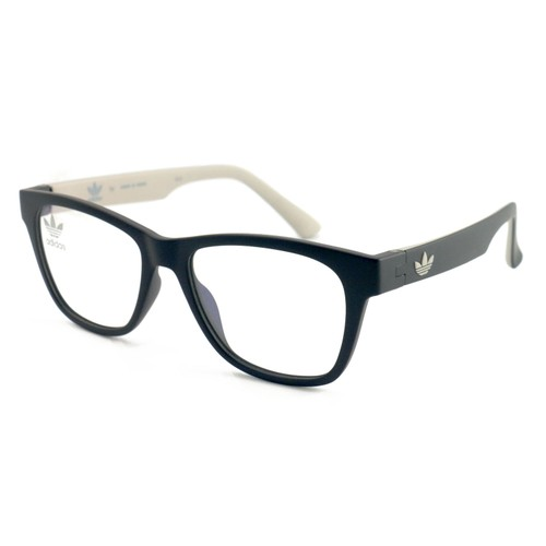 Adidas Unisex Eyeglasses Dark Brown Square AOR016O.043.041 Full Rim