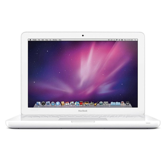 "Apple 13.3"" MacBook MC516LLA (Core 2 Duo, 4GB RAM, 250GB HDD) - Grade A"