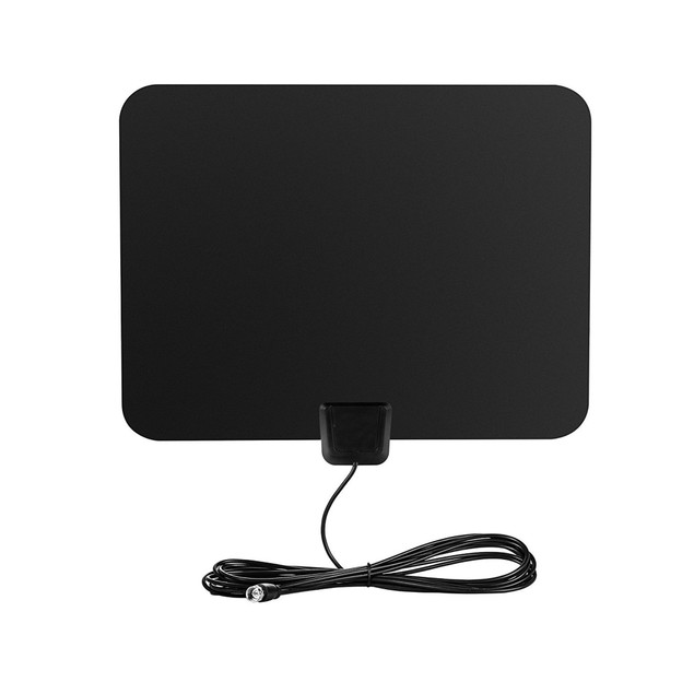 Amplified Flat Antenna