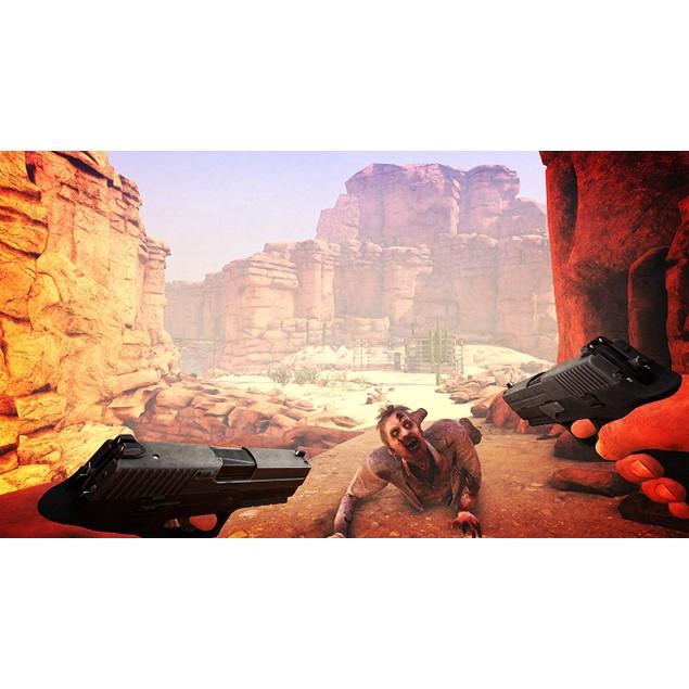 Arizona Sunshine PS4 Game (PSVR Required)