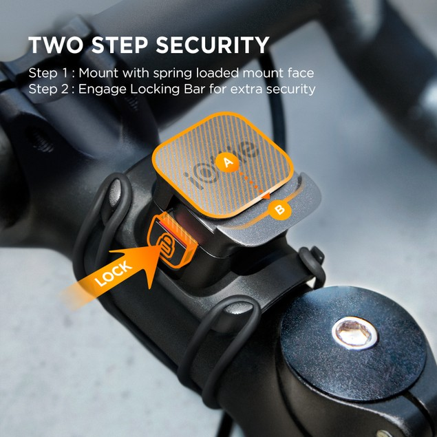 iOttie Active Edge Go Universal Bike Stem Mount for all Smartphones