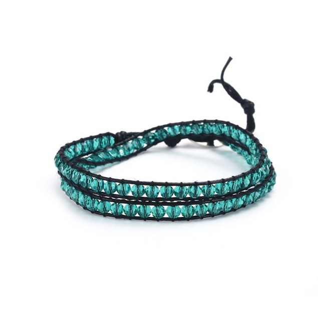 Beaded Wrap Bracelets!