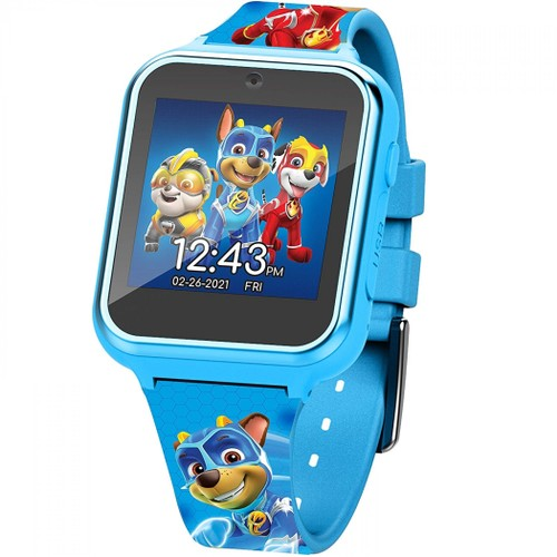 Paw Patrol Blue Accutime Interactive Kids Watch