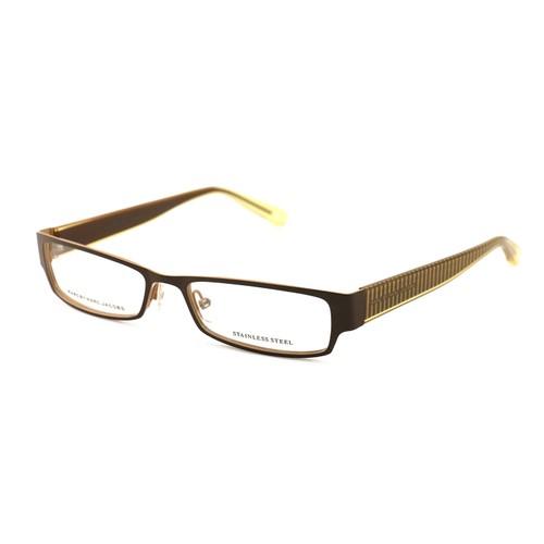 Marc Jacobs Unisex Eyeglasses MMJ 556 MBZ Brown 51 16 135 Full Rim Rectangle