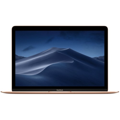 "Apple MacBook MRQN2LL/A 12"" 256GB, Gold (Certified Refurbished)"