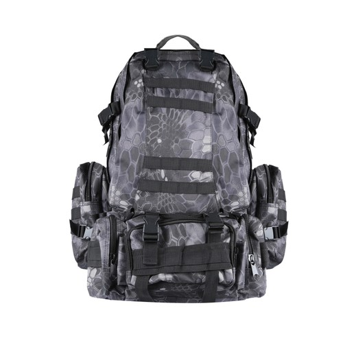 56L Military Tactical Backpack Rucksacks Army Assault Pack