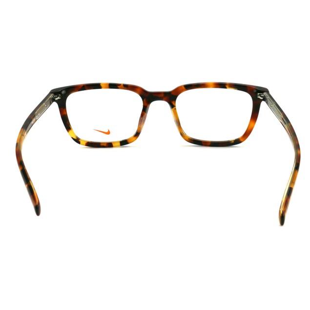 Nike Men's Eyeglasses Frames Nike 37KD 210 Tortoise 52 20 135 Full Rim