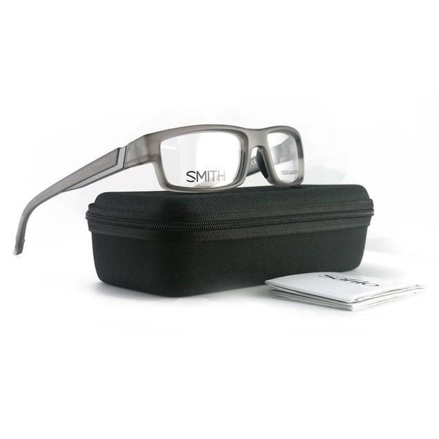 Smith Men's Eyeglasses Odyssey 0GD 53 19 140 Smoke