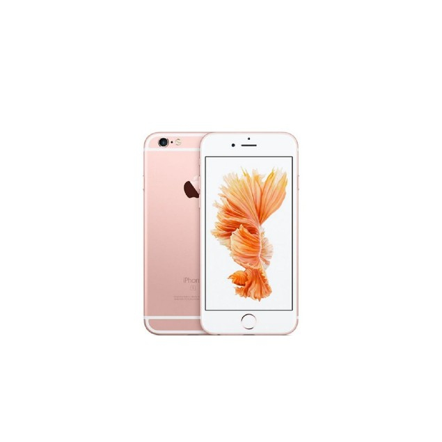 Apple iPhone 6s, AT&T, Pink, 16 GB, 4.7 in Screen