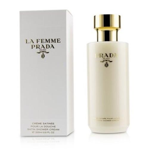 Prada La Femme Satin Shower Cream