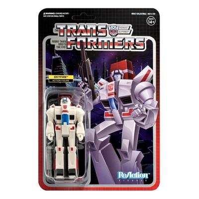 Skyfire (Transformers) Super 7 ReAction Figure