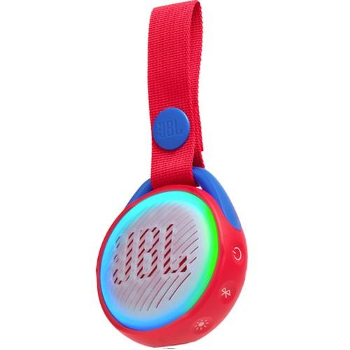 JBL JR POP Waterproof Portable Bluetooth speaker for Kids-RED