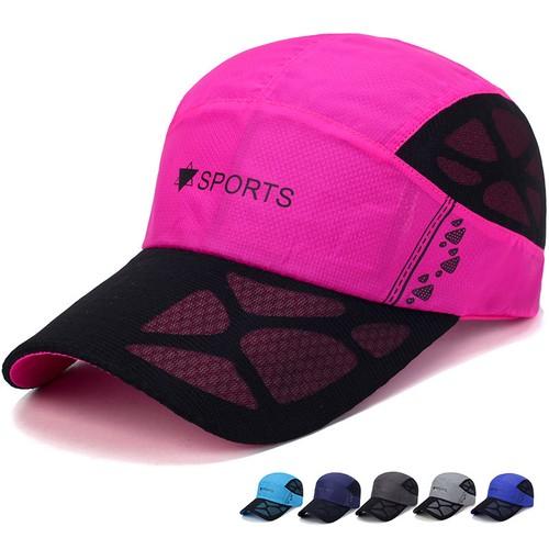 Sport Quick-drying Mesh Cap Unisex