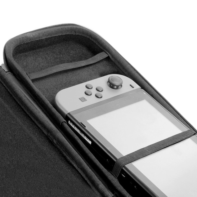 Travel Carry Case Compatible with Nintendo Switch