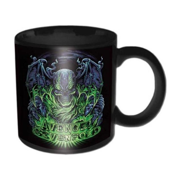 Avenged Sevenfold Dare To Die Coffee Mug