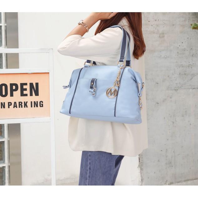 MKF Collection Opal Lightweight Satchel Bag