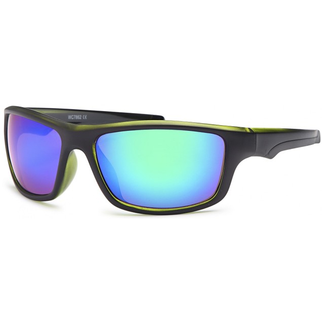 AFONiE- Rectangle Sport Sunglasses For Male- Pack of 4