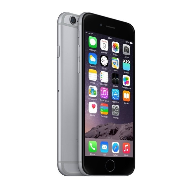 Apple iPhone 6 MG4N2LL/A AT&T (16GB, Space Gray)