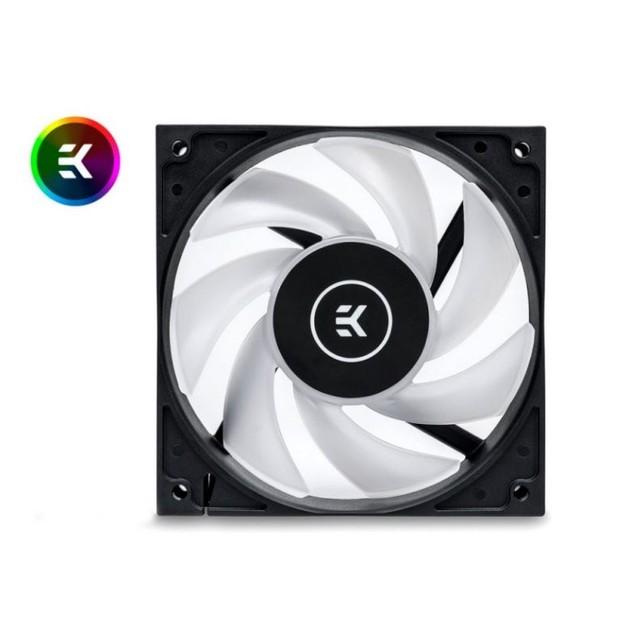 EK Water Blocks EK-Vardar EVO 120ER RGB (500-2200 rpm) Fan - 120mm