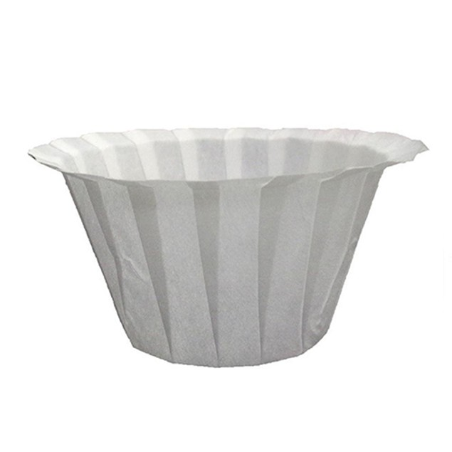 100pcs Disposable Paper Filters Cups Replacement Coffee Filters