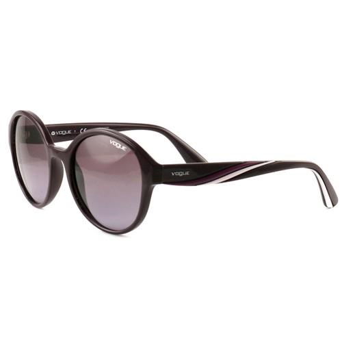 Vogue Sunglasses VO5106-S 24188H Dark Violet/Violet Gradient Plastic 54 20 140