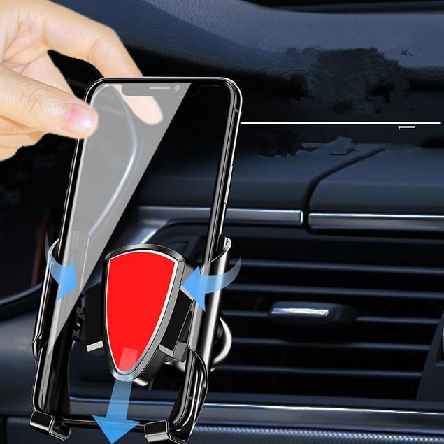 Aluminum Alloy Car Mobile Phone Bracket Navigation Support Frame