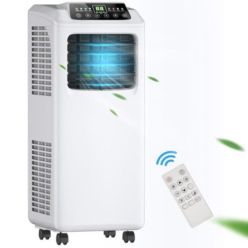 8,000 BTU Portable Air Conditioner & Dehumidifier