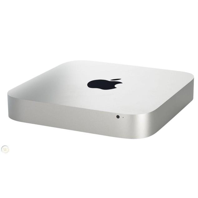 Apple Mac Mini MGEN2LL/A 8GB 1TB i5-4278U Mac OSX,White (Scratch and Dent)