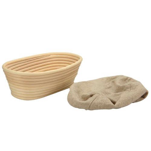 Bread Proofing Basket Banneton Lame | MandW Oval