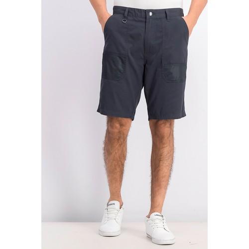 "Sun + Stone Men's Utility 10"" Shorts Black Size 29"