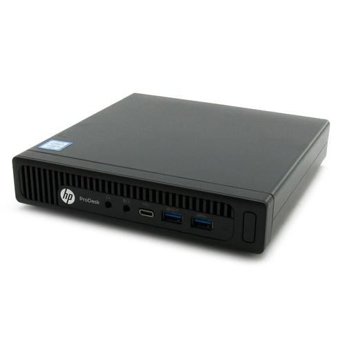 HP ProDesk 600 G2 Mini (Intel Core i5 2.5GHz, 8GB DDR4 RAM, 256GB SSD)